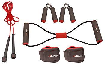 AVENTO Tränings Set/Fitness Set