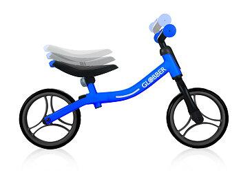GLOBBER Balanscykel GO Bike Blå