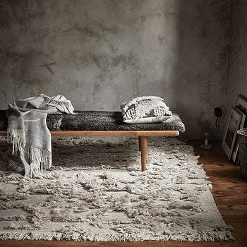 Ullmatta Rio beige 250 x 350 cm Classic Collection