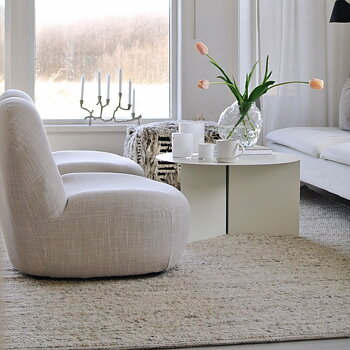 Ullmatta Merino beige 300 x 400 Classic Collection