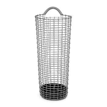 Paraplyställ Korbo rostfritt stål gjutjärn