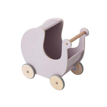 Sebra dockvagn rosa  Sebra Interiör