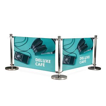 Cafe banderoll Lyx