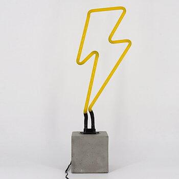 """Neonlampa """"Blixt"""""""