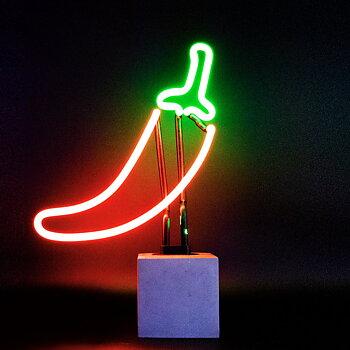 """Neonlampa """"Chili"""""""