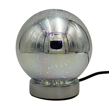 "Bordslampa ""Silver galaxy"""
