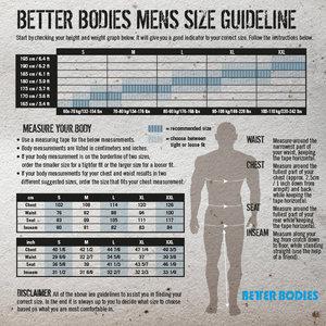 Better Bodies Ript Shorts