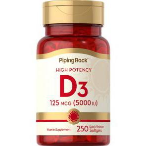 Vitamin D3 10,000 IE! x 100 st