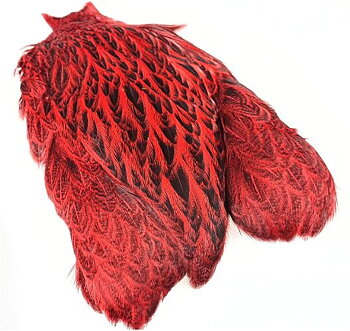 Freshwater Hen Capes Red