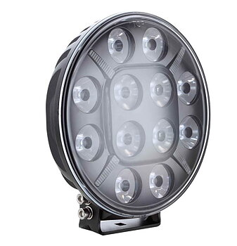 Seeker 120W LED extraljus 9""
