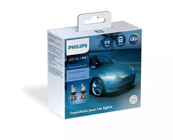 Philips Led Konvertering H4 Ultinon Essential