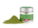 Matcha te - ekologiskt japanskt tepulver med Jordgubbssmak