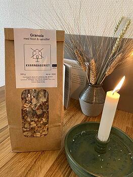 Granola - Fikon & Valnöt