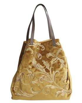 Väska Mary - senapsfärgad