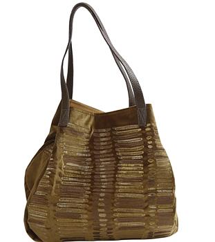 Väska Lill - senapsfärgad