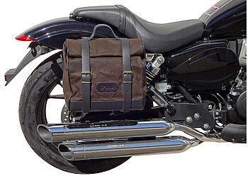 Canvas väska med klick fix 19-24 Liter 2 stycken