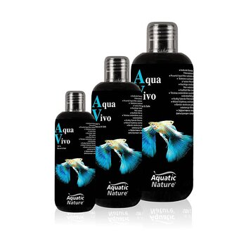 Aqua vivo 500 ml / 2000 liter (SLUT)