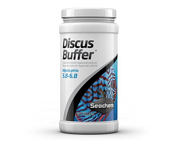 Discus Buffer® PH 5.8-6.8  Seachem 500 gr