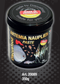 Artemia Nauplien paste 125gr (SLUT)