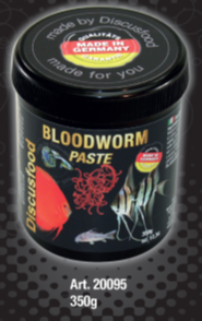 Blood Worm paste 125gr (SLUT)