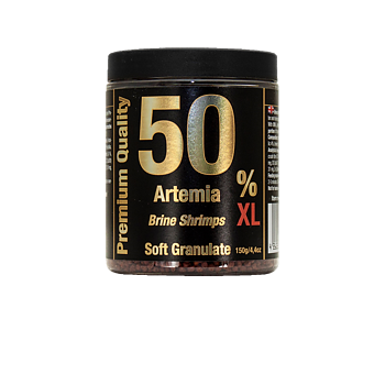 XL Artemia 50% Soft Granulate 300ml