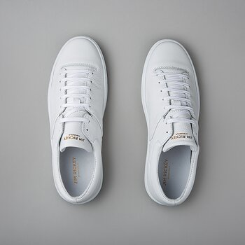 CLOUD LEATHER - WHITE
