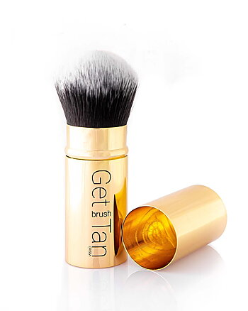 Get Brush Tan - Gold