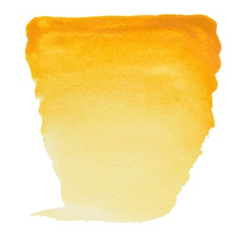 Van Gogh watercolour half pan - Gamboge #238