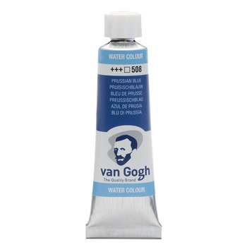Van Gogh watercolour tube 10ml - Prussian blue #508