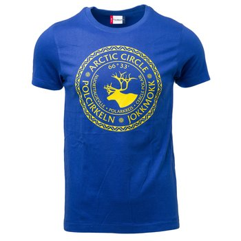 T-shirt Arctic Circle Unisex blue