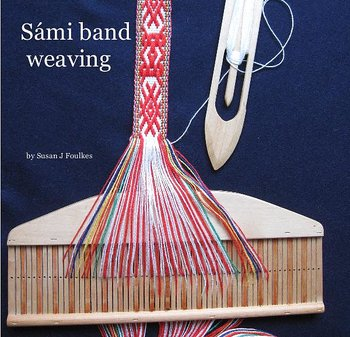 Sámi band weaving