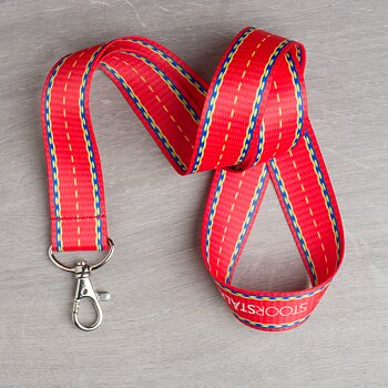 Keystrap Raka red