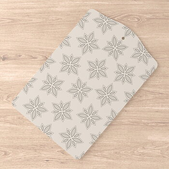 Cutting board Snowrose 30x20 natur