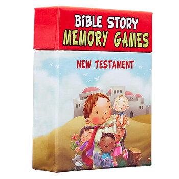 Memoryspel, Nya testamentet