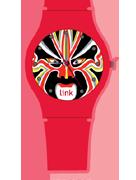 Mask (Röd)
