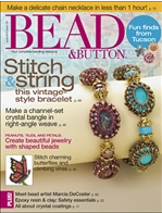 Bead and Button, juni 2013