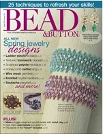 Bead and Button, april 2013