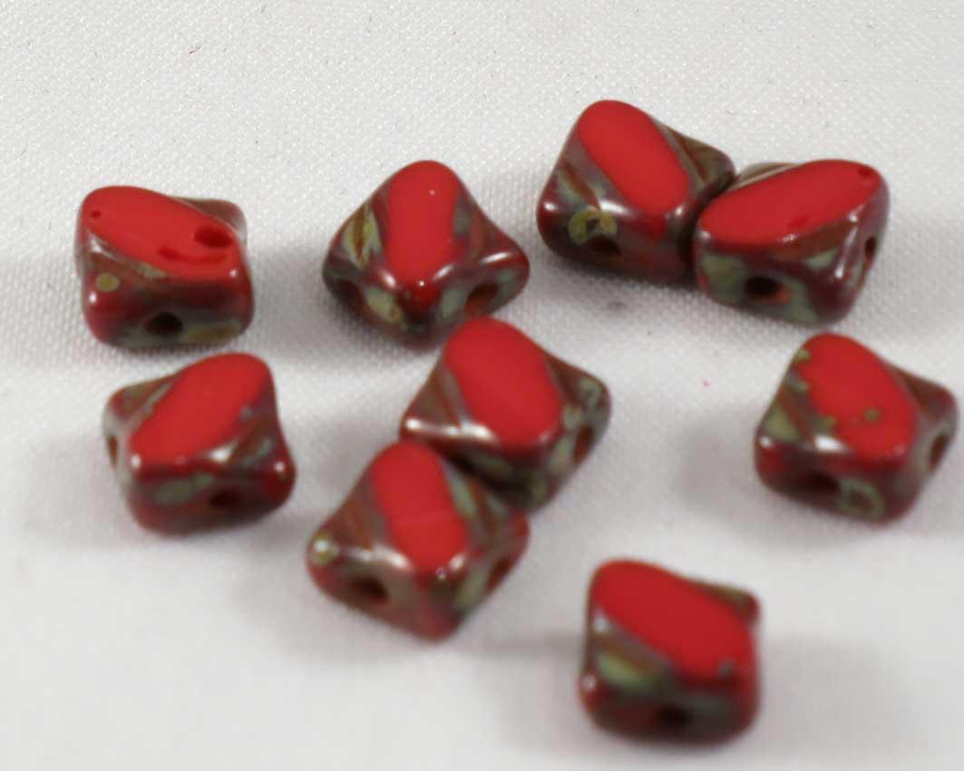 Silky Beads