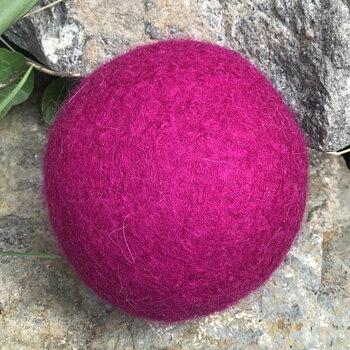 Colordog boll - illrosa