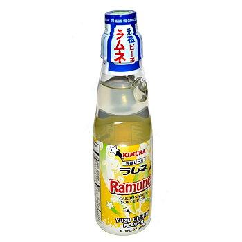 Ramune Yuzu 200 ml