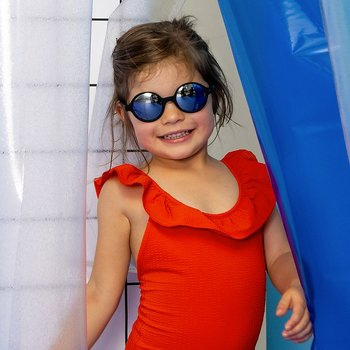 Kietla Solglasögon 4-6 år - svart
