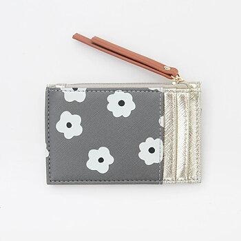 Börs & korthållare, daisy