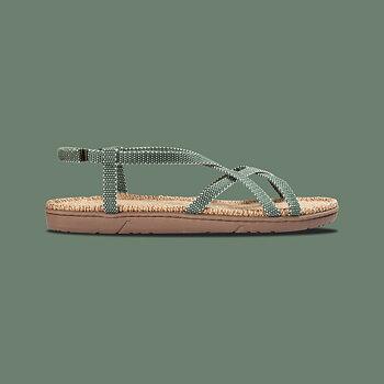 Sandaler, Shangies - soft sage, stl 35-40