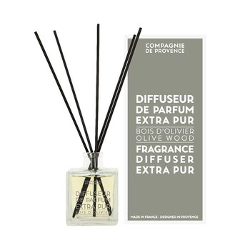 Diffuser/doftpinnar Campagnie de Provence - Olive wood