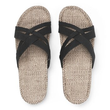 Sandaler, Shangies - svarta, stl 37-41