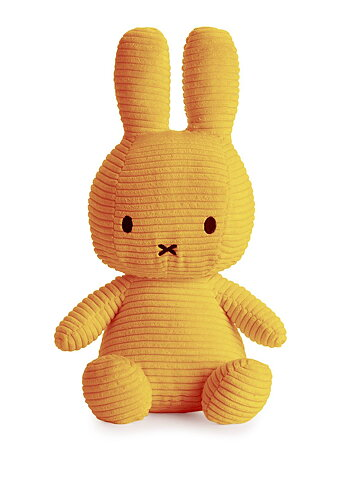 Miffy, gosedjur i manchester 33 cm, Grå