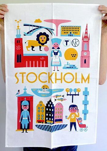 "Kökshanduk ""Stockholm"" - Ingela P. Arrhenius"