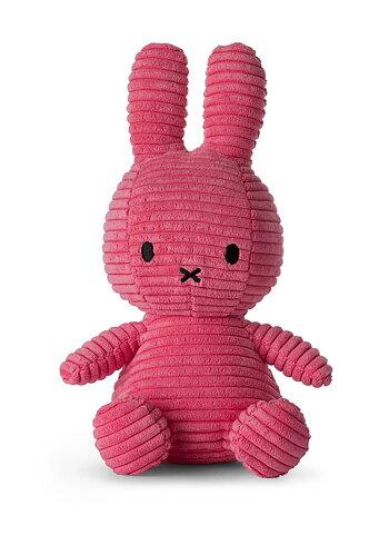 Miffy, gosedjur i manchester 23 cm, Tuggummirosa
