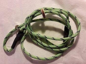Reflexkoppel c:a 140 cm Lime