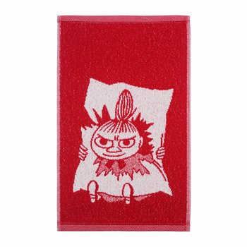 Mumin Frotté Handduk - Lilla My - 30x50 cm